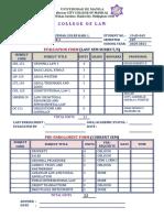 UDM-CL-Evaluation-Form