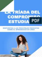 LA TRIADA DEL COMPROMISO ESTUDIANTIL