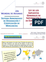 Ley de Impuestos Generales de Importacion y Exportacion