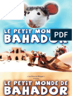 Petit monde de Bahador Dossier de Presse