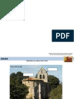 El ábside románico