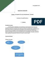 analyse et specification (Enregistré automatiquement)