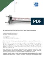 Eje Bomba Inyeccion Diesel Bosch eje 096121-0090 De Mando Bomba Inyectora Renault