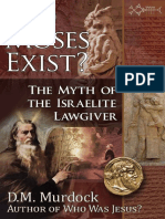 Did Moses Exist1