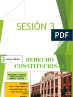 DERECHO CONSTITUCIONAL-SESION 03 -MA 1