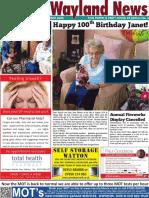 The Wayland News September 2020
