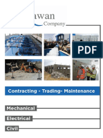 Contracting - Trading- Maintenance. Mechanical. Electrical. Civil.pdf