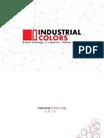 Industrial Colors 2015 Profile