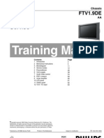 Philips ftv1.9de_training manual