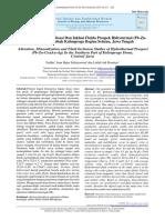 2. Studi Alterasi, Mineralisasi Dan Inklusi Fluida Prospek Hidrotermal (Pb-ZnCu±Au-Ag)