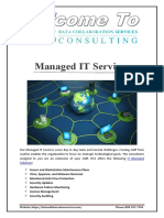 Managed IT Service - Data Collaboration Services