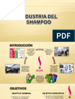 INDUSTRIA DEL SHAMPOO SEDAL