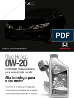 Civic 2016 - Manual do Proprietário_0