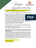 5°e 6° SEMESTRE ECO 2020 - 2 – Expansão da empresa TERRA NOSSA – fabricante e distribuidora de defensivos e adubos agrícolas.