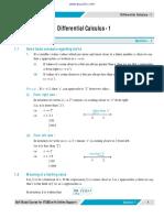 Differential Calculus - 1.pdf