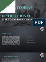 UDAVINCI. Instrucción, teorias y modelos