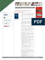Libertés fondamentales et droits de l'homme _ Lextenso editions143132