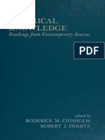 Chisholm, Swartz - Empirical knowledge. readings from contemporary sources.pdf