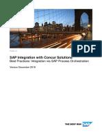 SAP Integration with Concur Solutions_ Best Practices Integration via SAP Process Orchestration