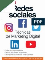 Redes Sociales Técnicas de Marketing Digital - USERS