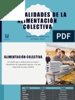 Generalidades de la alimentación colectiva