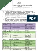 Cronograma de apresentação TCC EIDE - 15.6.20