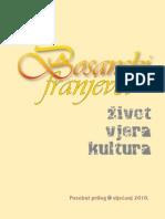 Bosanski franjevci - život, vjera, kultura (Posebni prilog Svjetla riječi, siječanj 2010)