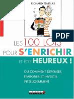 Les 100 lois pour s'enrichir et être heureux! ( PDFDrive.com ).pdf