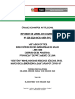 INFORME RESIDUOS SOLIDOS