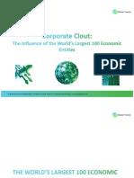 Corporate Clout_World's Largest Economic Entities Presentation