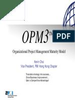 OPM3 The Master Data Management Maturity Model.pdf