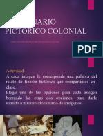 DICCIONARIO PICTÓRICO COLONIAL