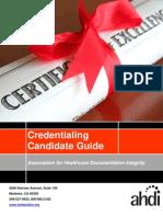 CredentialingCandidateGuide