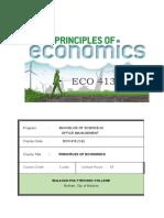 Modules ECO 413 (1) PRINCIPLES OF ECONOMICS.docx