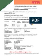 UTP-PASTA-DECAPANTE-MSDS