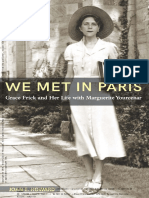 We Met in Paris' Grace Frick and Her Life With Marguerite Yourcenar