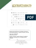 verbete - cultura digital - Dic1000