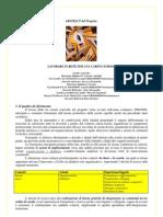 ABSTRACT Del Progetto i CARE Spedire
