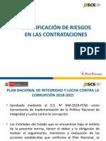 IDENTIFICACIÓN DE RIESGOS EN CONTRATACIONES