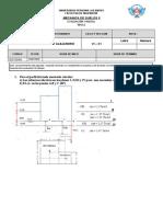 Evaluacion Parcial de Mecanica de Suelos II - Cortijo