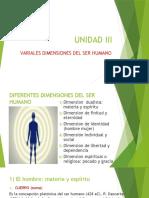 unidad III dimensiones del ser humano.pptx