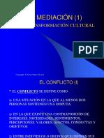 1A. APUNTES GENERALES MEDIACION (1), MASTER ABOGACIA UV 2019-2020
