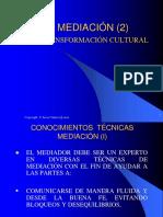 1B. APUNTES GENERALES MEDIACION (2)  MASTER ABOGACIA UV 2019-2020