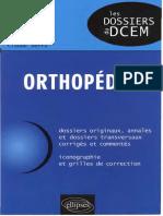 Orthopédie - Les dossiers du DCEM - Ellipses_text.pdf