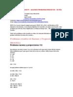 EXAMEN RESUELTO DEL SENESCYT - MÉTODO DE ESTUDIO POLITÉCNICO