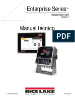 RiceLake1280 Manual Español