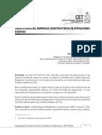 credito especial empresas constructoras en operaciones exentas