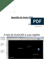 DESENHO DE PROJETO - Apostila 01
