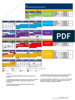 Calendário MBA em Gerenciamento de Projetos Abr20