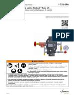 Valvula de Alarma I-751-SPA